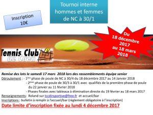 tournoi TC CAEN